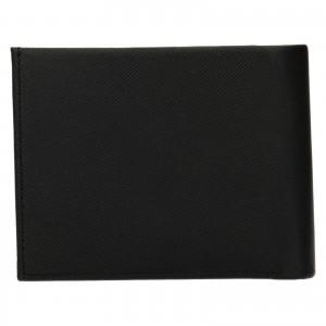 Pánska kožená peňaženka Calvin Klein Kryst- čierna