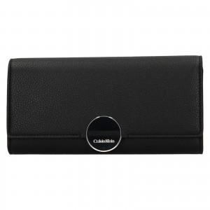 Dámska peňaženka Calvin Klein Brenda - čierna