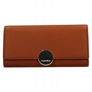Dámska peňaženka Calvin Klein Brenda - hnedá