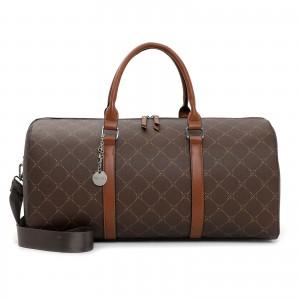 Dámska cestovná taška Tamaris Frieda - hnedá