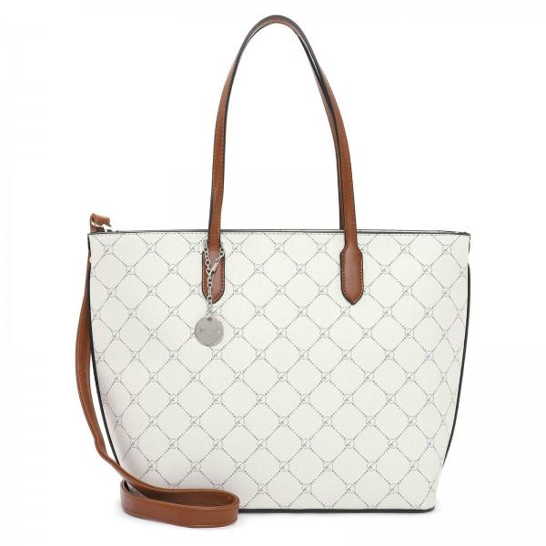Dámska kabelka Tamaris Sindy - biela