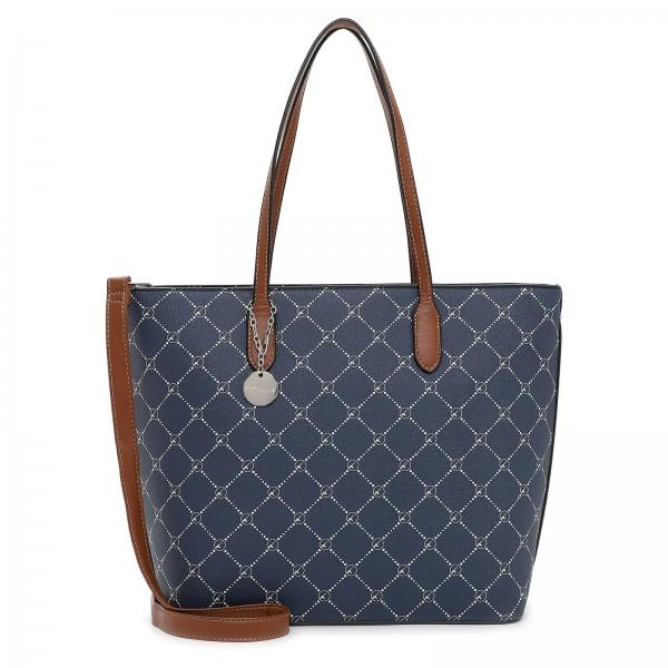 Dámska kabelka Tamaris Sindy - modrá