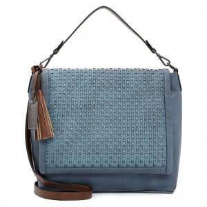 Dámska kabelka Suri Frey Léva - modrá