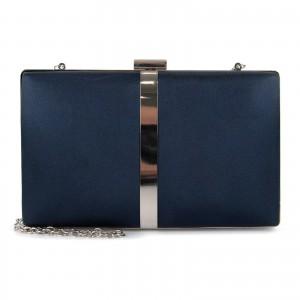 Dámska listová kabelka Tamaris Lissas - tmavo modrá