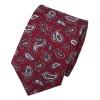 Pánska hodvábna kravata Hanio Artur - červená