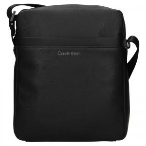 Pánska taška cez rameno Calvin Klein Panrise - čierna