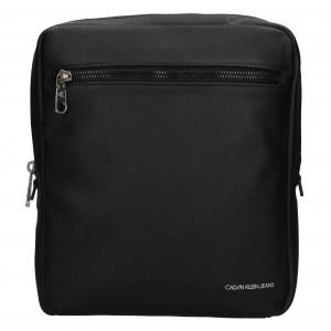 Pánska taška cez rameno Calvin Klein Kryštof - čierna