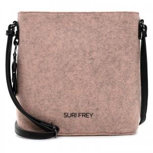 Dámska crossbody kabelka Suri Frey Doller - ružová