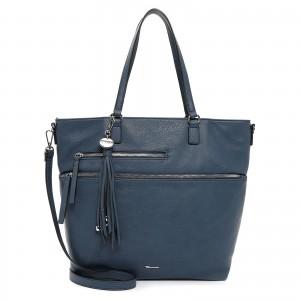 Dámska kabelka Tamaris Adelai - modrá