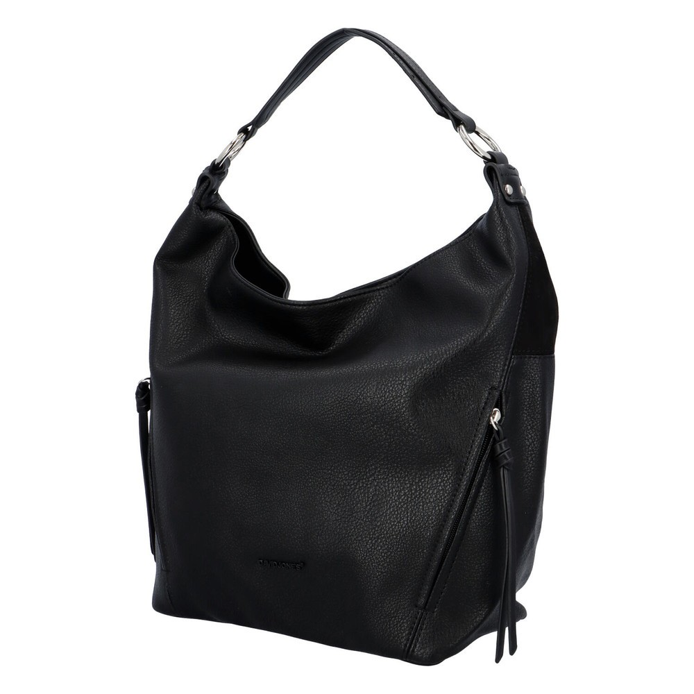 Dámska kabelka David Jones Ania - čierna
