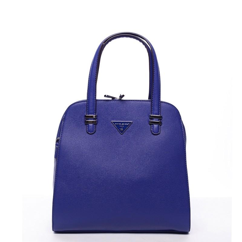 Dámska kabelka David Jones Granby - modrá