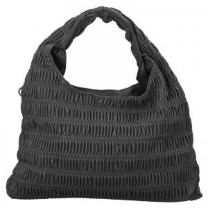 Dámska kabelka cez rameno Paolo Bags Jitka - šedá