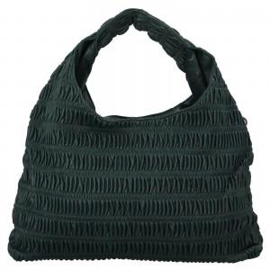 Dámska kabelka cez rameno Paolo Bags Jitka - zelená
