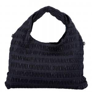 Dámska kabelka cez rameno Paolo Bags Jitka - tmavo modrá