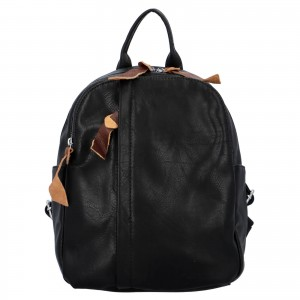 Dámsky batoh Paolo Bags Alice - čierna