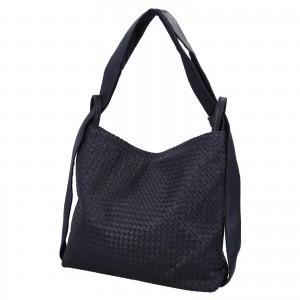Dámska kabelka cez rameno Paolo Bags Norra - modrá