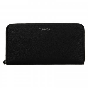 Dámska peňaženka Calvin Klein Olivia - čierna