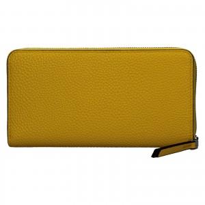 Dámska peňaženka Calvin Klein Olivia - žltá