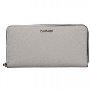 Dámska peňaženka Calvin Klein Olivia - krémová