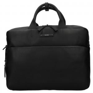 Pánska taška na notebook Calvin Klein Mertl - čierna