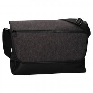 Pánska taška cez rameno Lerros Shelby - šedá