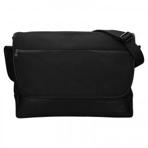 Pánska taška cez rameno Lerros Shelby - čierna