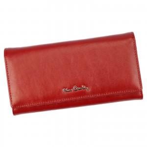 Dámska kožená peňaženka Pierre Cardin Kamillo - červená