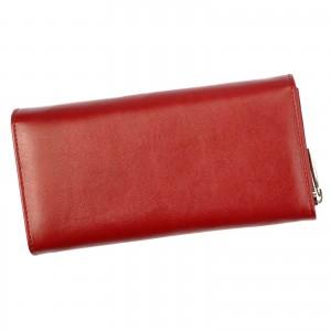 Dámska kožená peňaženka Pierre Cardin Veronne - červená