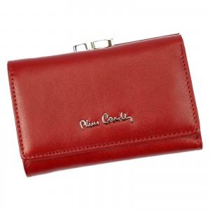 Dámská kožená peněženka Pierre Cardin Viliama - červená