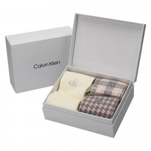 Darčeková sada ponožiek Calvin Klein Monic - 3 páry