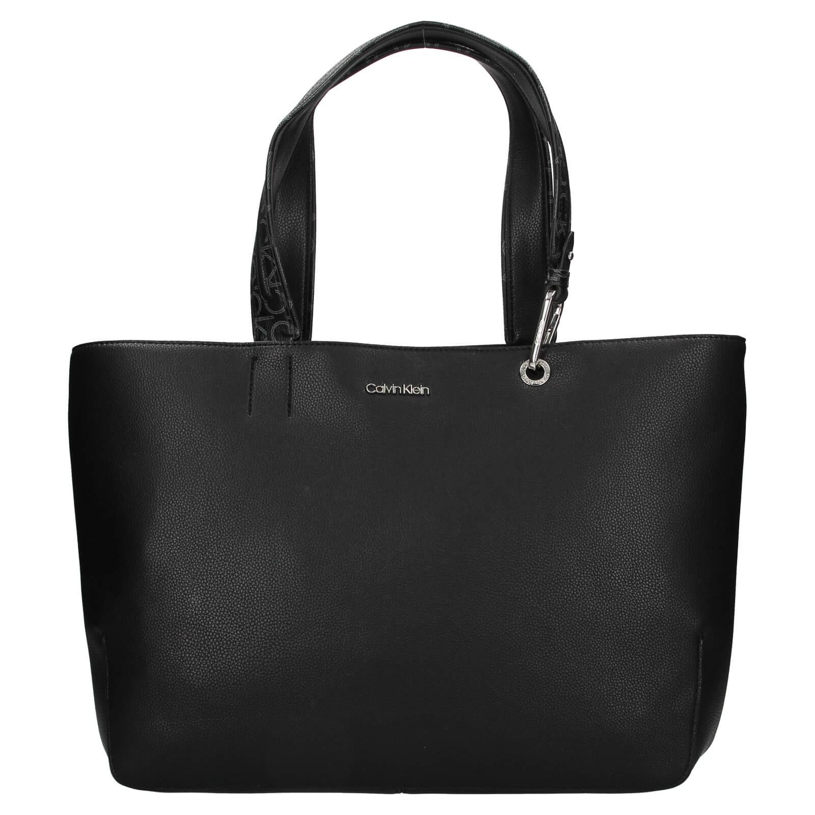 Dámska kabelka Calvin Klein Balla - čierna