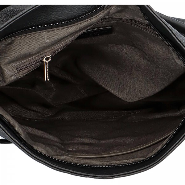 Dámska kabelka David Jones Aniala - čierna