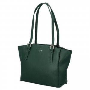 Dámska kabelka David Jones Ylerme - zelená