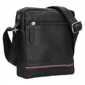 Pánská taška přes rameno Always Wild Renny - čierna