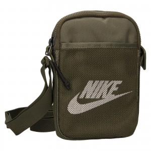 Taška cez rameno Nike Chris - zelená