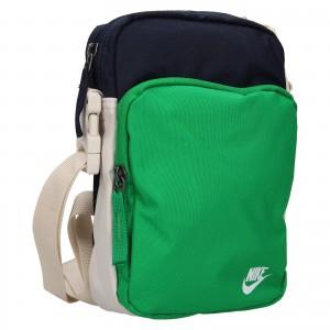 Taška cez rameno Nike Tom - modro-zelená