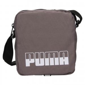 Taška cez rameno Puma Alex - šedá