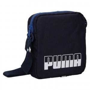 Taška cez rameno Puma Alex - modrá