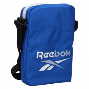 Taška cez rameno Reebok Train - modrá