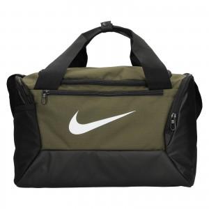 Taška Nike Brasia - zeleno-čierna