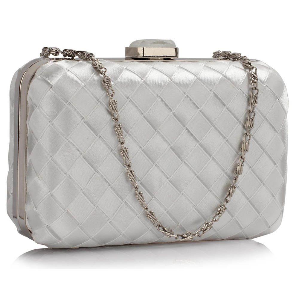 Dámska listová kabelka LS Fashion Rosie - ivory