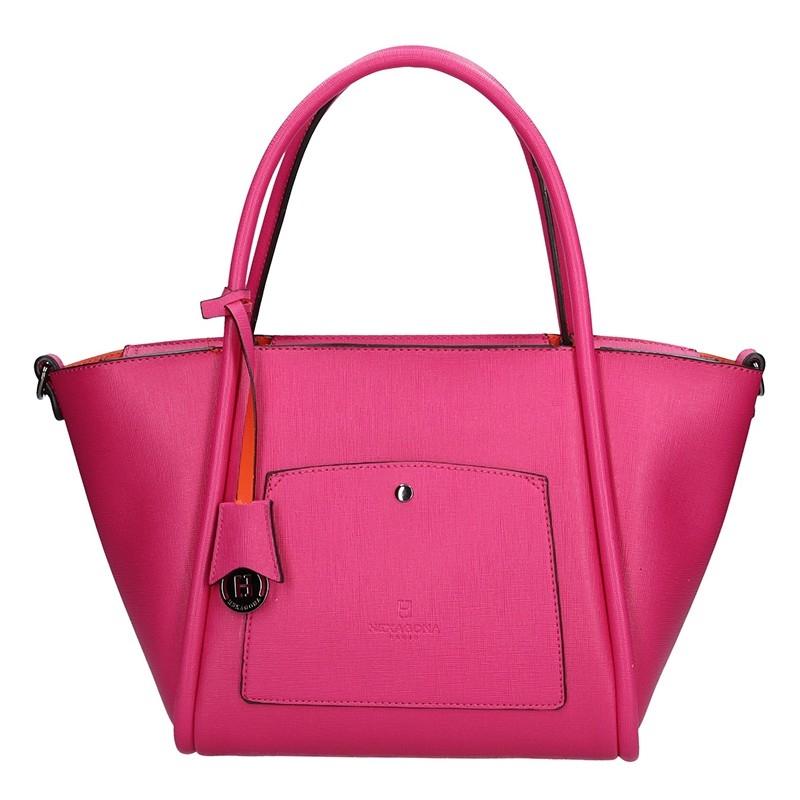 Dámska kabelka Hexagona 354934 - ružová