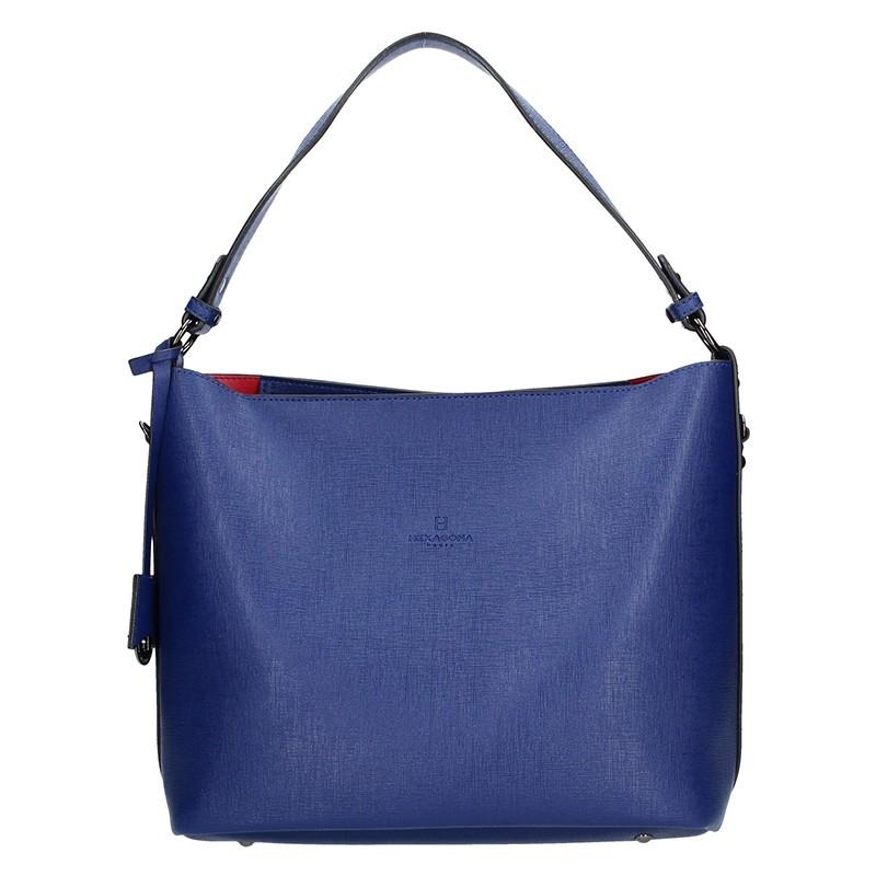 Dámska kabelka Hexagona 354979 - modrá