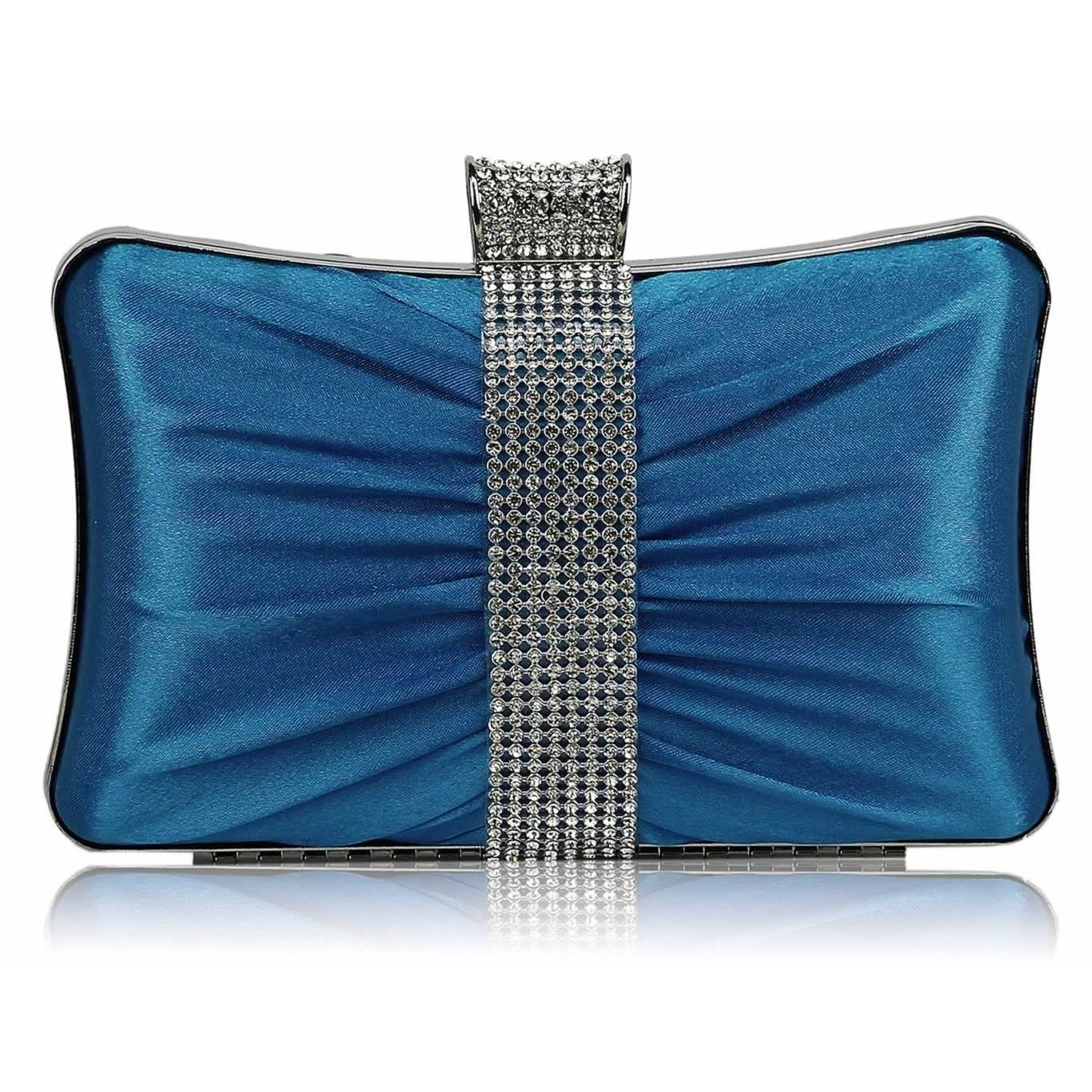 Dámska listová kabelka LS Fashion Melissa - modrá