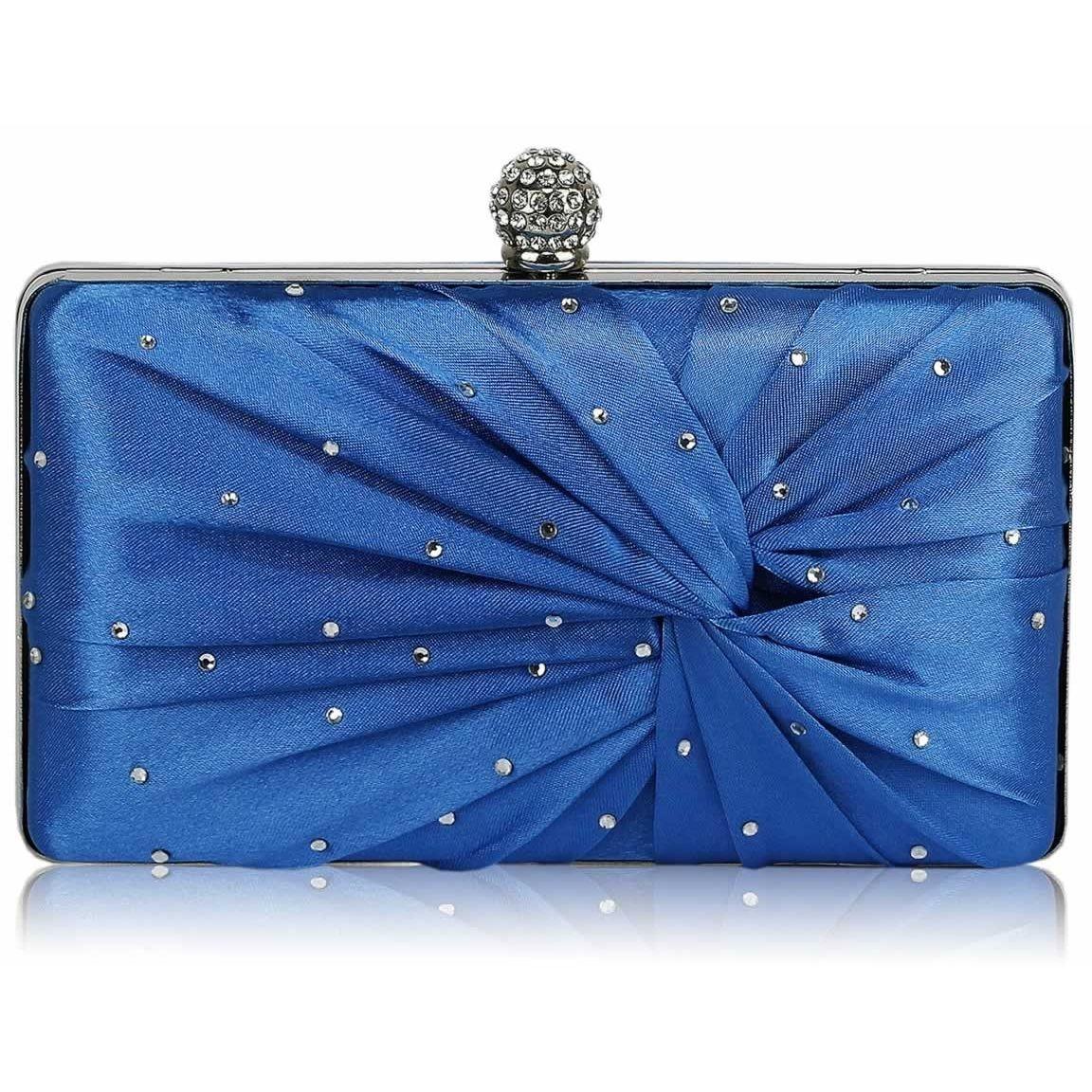 Dámska listová kabelka LS Fashion Sky - modrá