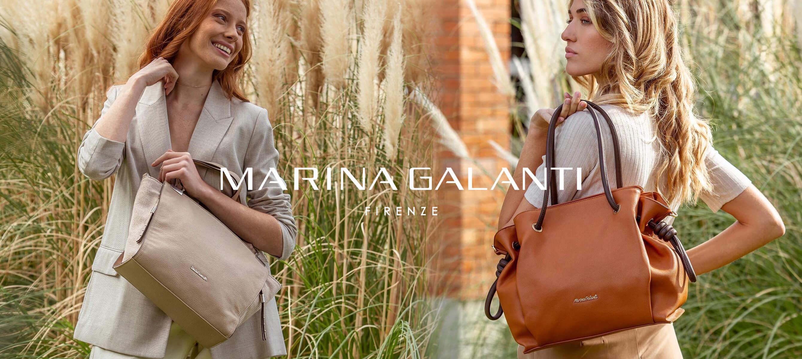 Italské doplňky Marina Galanti s 20% slevou!